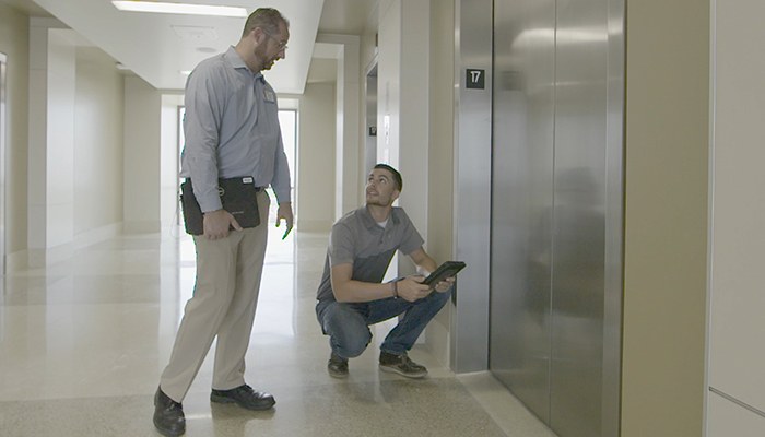 DPR and its customer worked together to shave 21 days off of elevator lobby schedule.