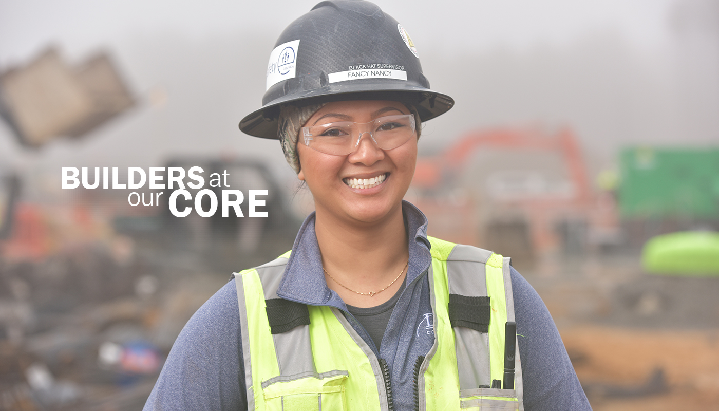 Nancy Martinez currently works as a labor foreman and Black Hat Safety Supervisor.