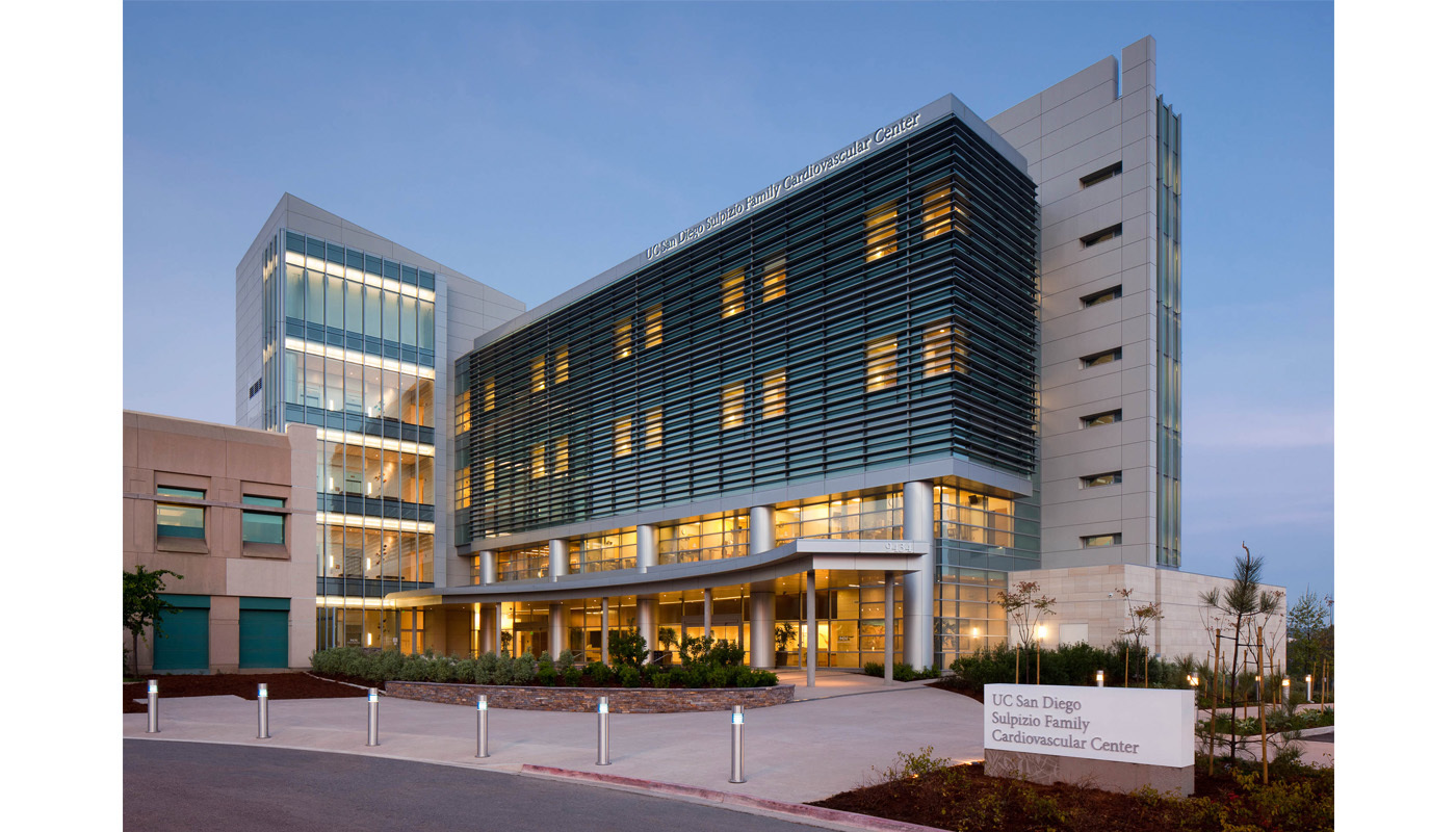 On Projects Including The Ucsd Sulpizio Family Cardiovascular Center Watson Has Educated Customers And Teams About Sustainability Photo Courtesy Of Dpr
