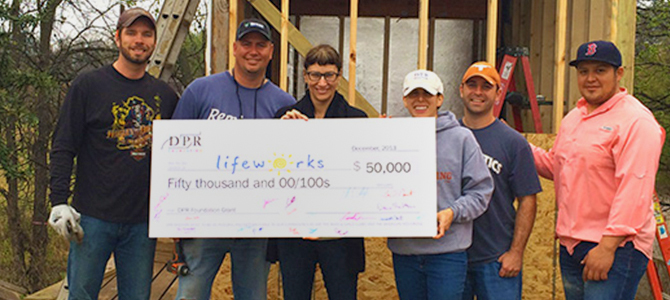 Lifeworks Check Presentation