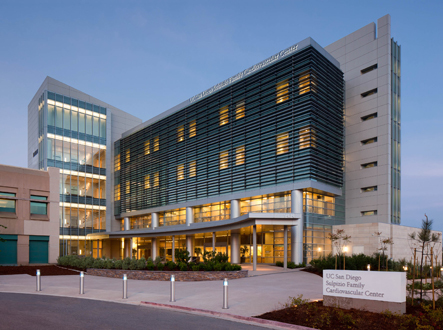 DPR Completes Construction on UCSD Sulpizio Family