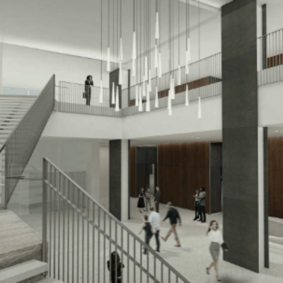 Kaiser Center Lobby Renovation