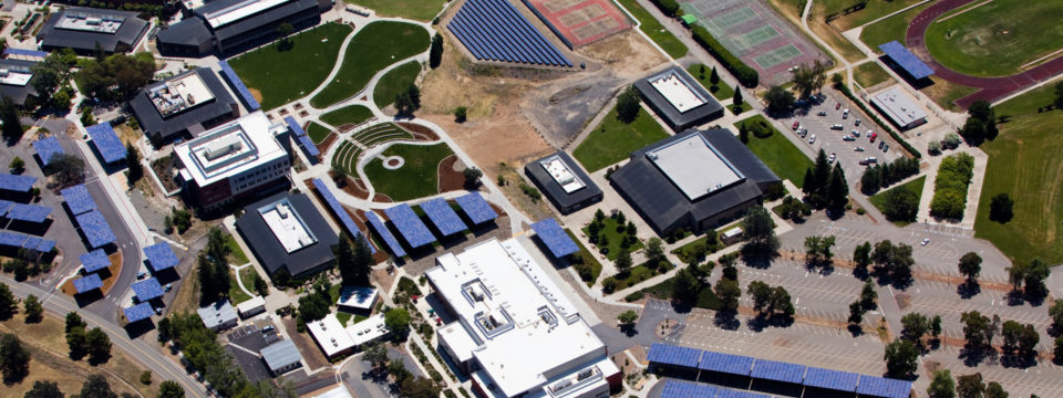 Butte College Phase 3 Solar Grid Dpr Construction