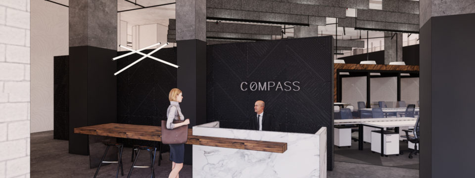 Compass the charles buckhead dpr construction for Atlante compass