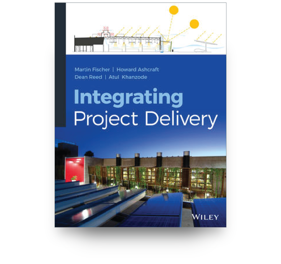Integrating Project Delivery Book Cover