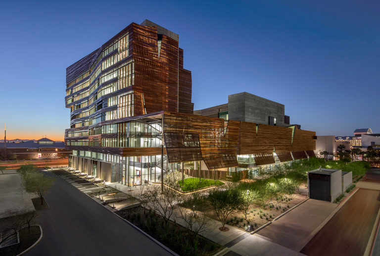 University of Arizona Biomedical Sciences Partnership Building