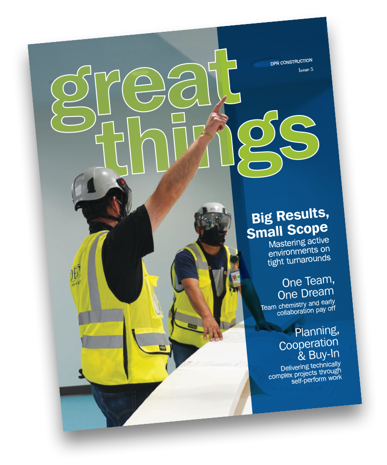 Great Things Newsletter