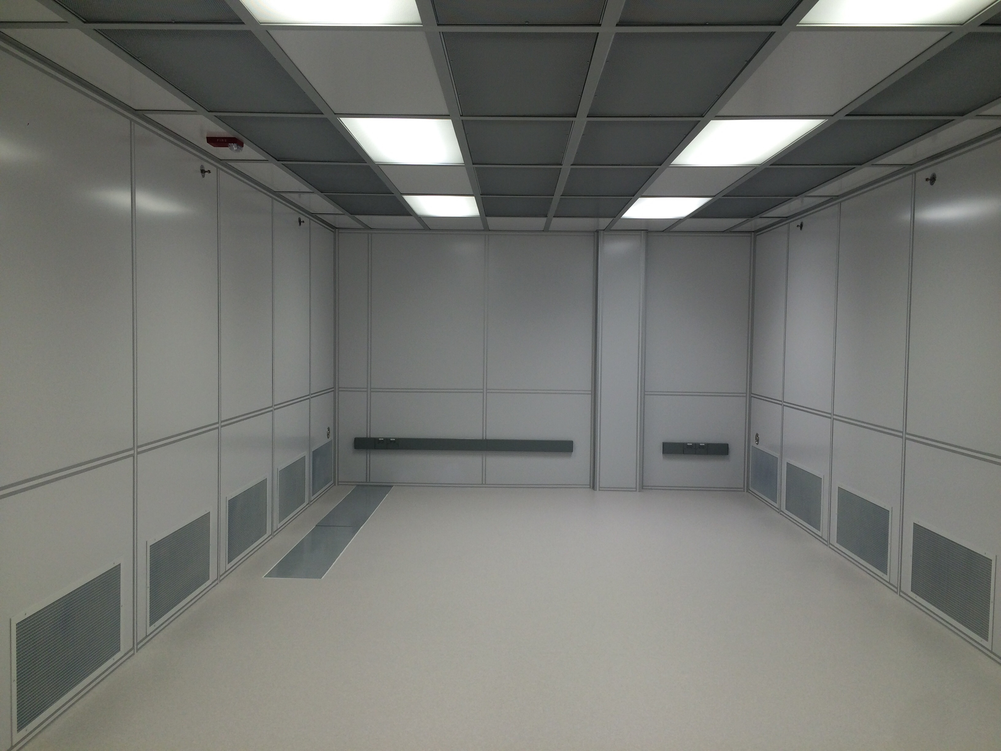cleanroom interior