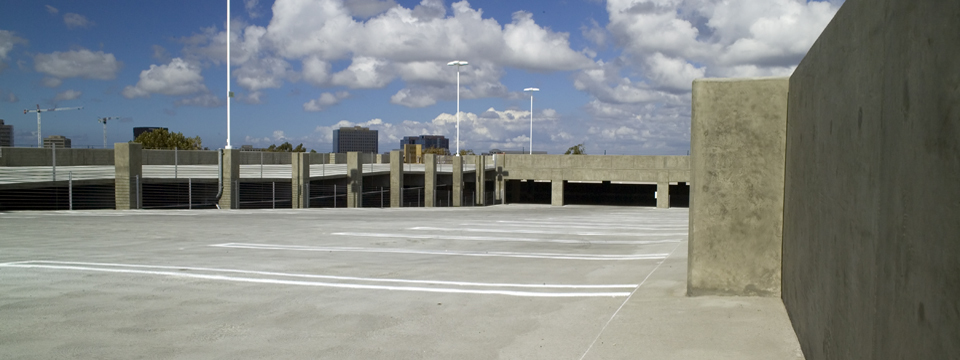 Edwards Lifesciences Parking Structure